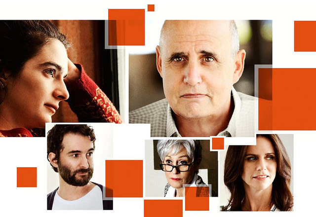 The actors from Amazon's TRANSPARENT