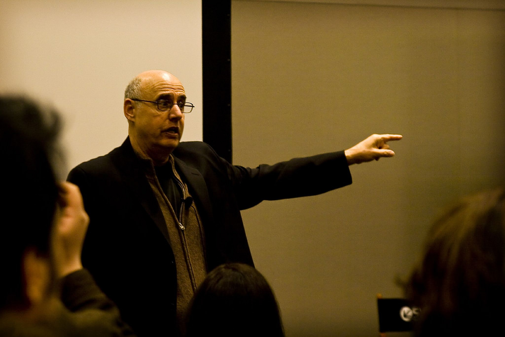 Actor Jeffrey Tambor at an event.