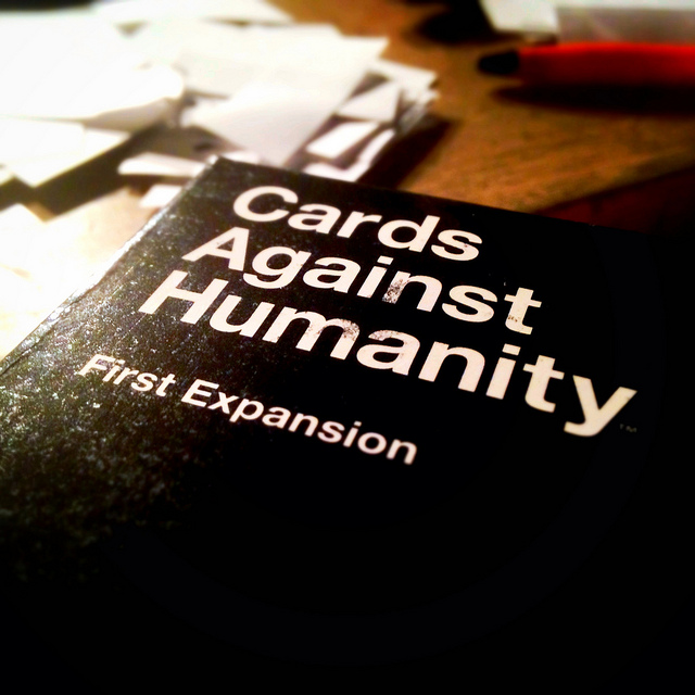 A Cards Against Humanity expansion pack