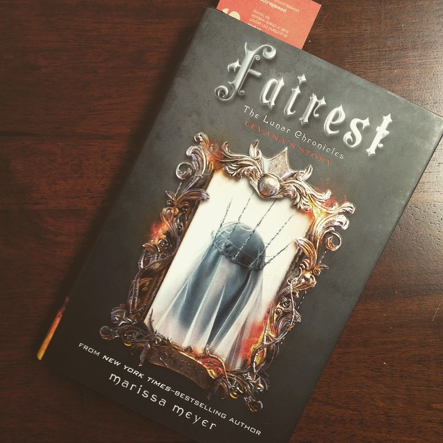 My copy of FAIREST