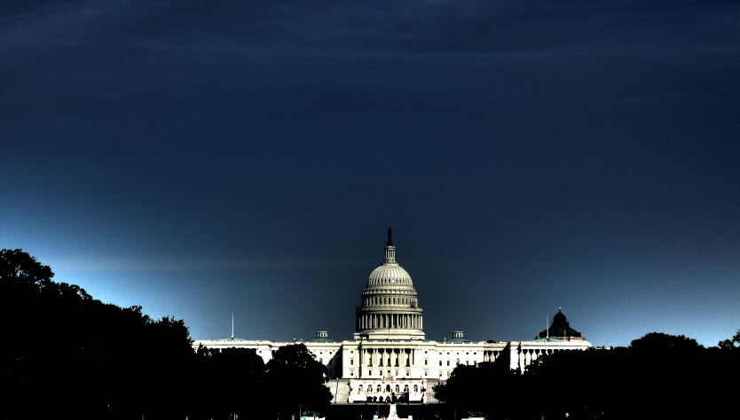 Congress by night.